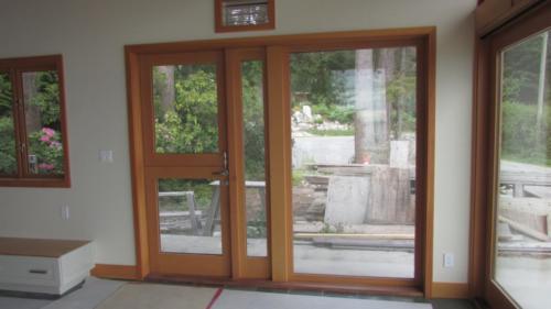 Dutch door/Window