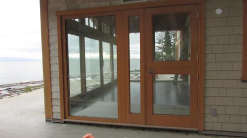Dutch door/ Window