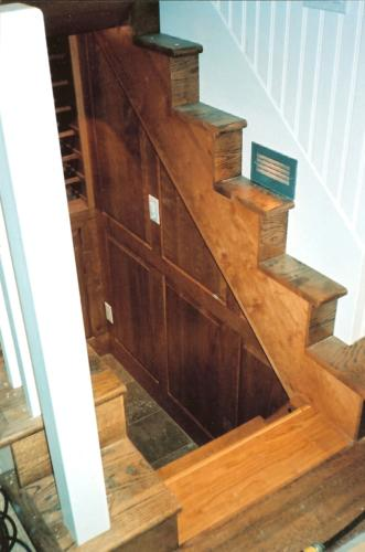 Munster Stairs - Right Side