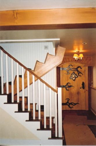 Munster Stairs - Up
