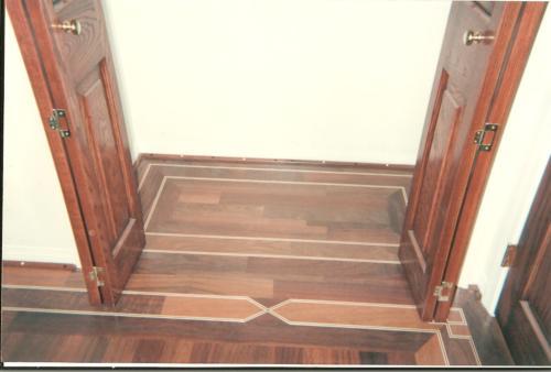 Jarrah Floor