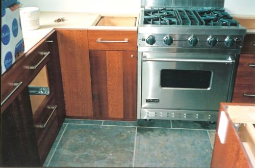 Lacewood Cabinets
