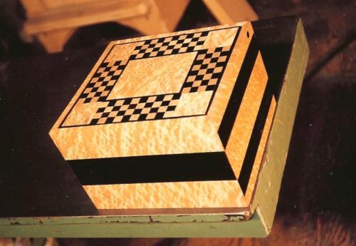 Checker Box