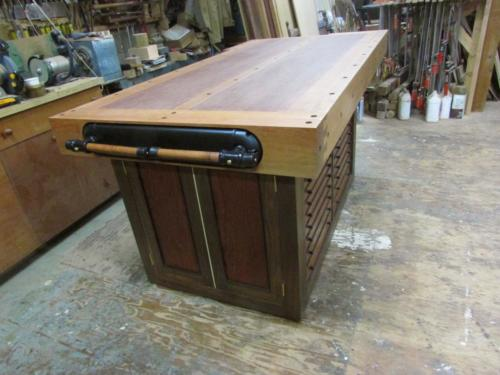 Workbench /double vise