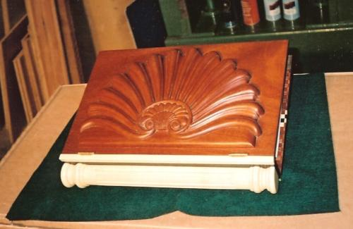 Picture Book Shell