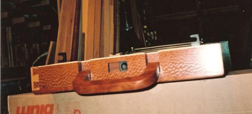 Picture Book Travel Box lock