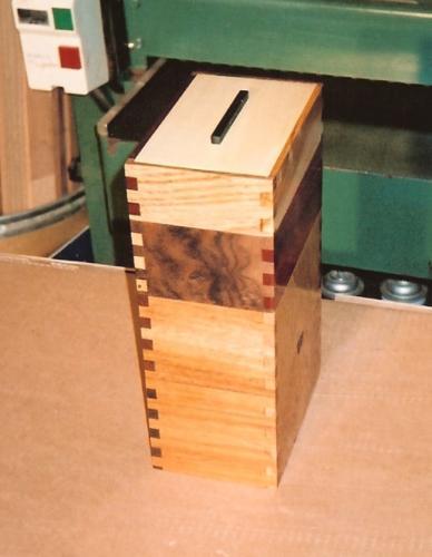 Screw Boxes