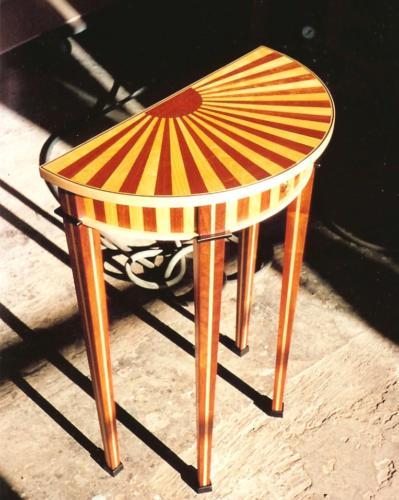 Sunburst Table