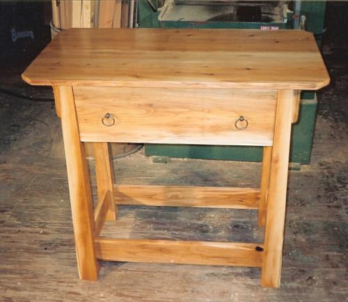 Yew Kitchen Table