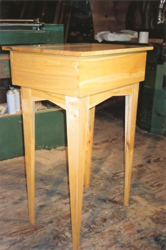 Cascarra table