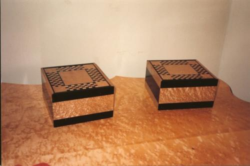 Checker boxes