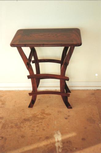 Cocobolo table